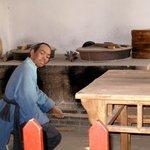 Kitchen Display,Museum, Great Wall,Jiayuguan