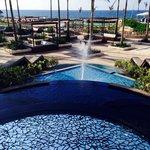 Fountain heaven side