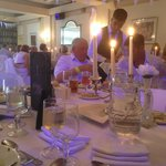 "Five Course Gala Dinner at the ""White Night"""