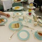 notre tea time
