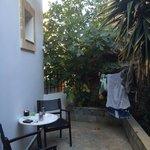 Room 4 private terrace
