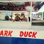Hot Springs Duck Boat tour w/ our dogs!