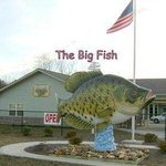 Weiss Lake Lodge Home of the Big Fish