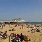 Bournemouth Pier Aug 2014.