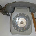 Téléphone chambre