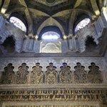 Foto en la mezquita ...por Emf