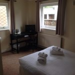 Newly refurbished rooms
