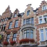 Lovely Oude MArkt Facades.