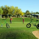 Kierland Golf Club - Golf Bikes