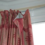 curtains missing hooks
