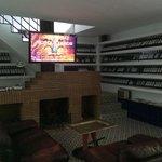 Sala de juegos y TV