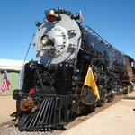 Santa Fe Steam Locomotive 2926 being restored to full operating condition