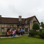 Shakespeare's Birthplace - the house