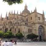 Catedral Gotica de Segovia, Plaza Mayor