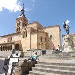 Iglesia de S.Martin en Segovia