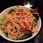 Vegetarian Lo Mein Cold Salad-