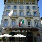 Hotel Facade- Isaac Cornetti