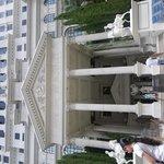 Une des facades Caesar Palace