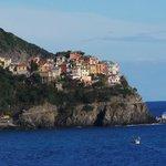 Beach side resort near Cinque Terre
