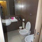WC spacieuse