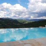 The amazing pool