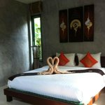 Spacious well designed bedroom