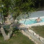 piscina termale piccola