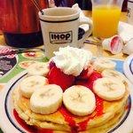 Llamativa presentación de desayunos