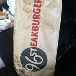 Steakburgers to go