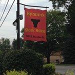 Bynum's Steak House Flag