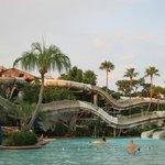 The Crushing Gusher - Water Rollercoaster