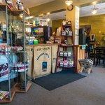 Bean Bag tea and coffee shop, Golden