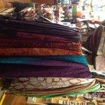 Beautiful scarves available @ Pat Craig Studios