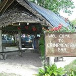Bar de Champagne Bay