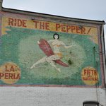 ride the chili pepper...for real