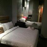 kamar hotel tanpa window