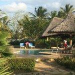 nice resort...cool pool