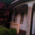 room at Flamingo Safari Lodge