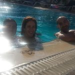 Pool with Friends