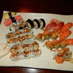 fabulous all-you-can-eat sushi