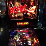 AC DC pinball - ring the bell!
