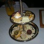 Fine Dining Desserts