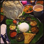Chicken Banana Leaf Meal