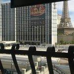 street view of Paris & Bellagio fountains!