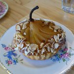 pear tartlet