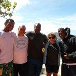 Fairwell to our wonderful Fijian friends