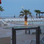 piscine et plage