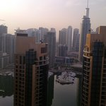 Jumeirah city view from room