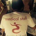 Fair Medical Staff of the Fair Future Foundation, thanks the Fair Warung Balé