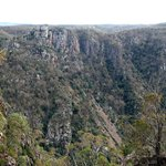 Bungonia National Park views